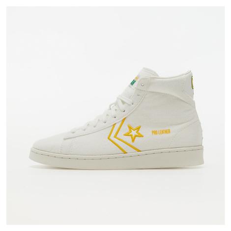 Converse Pro Leather Vintage White/ Green/ Amarillo