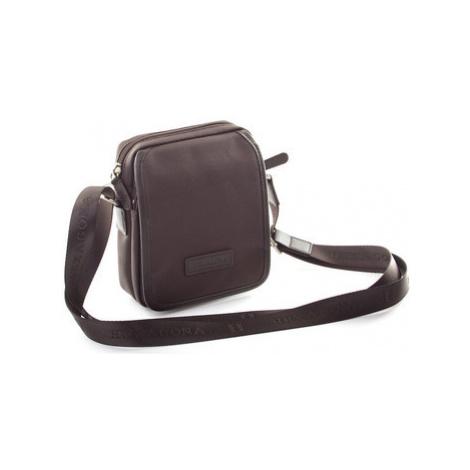 Hexagona Černá pánská taška D72282 Černá