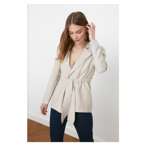 Trendyol Stone Binding Detailed Jacket