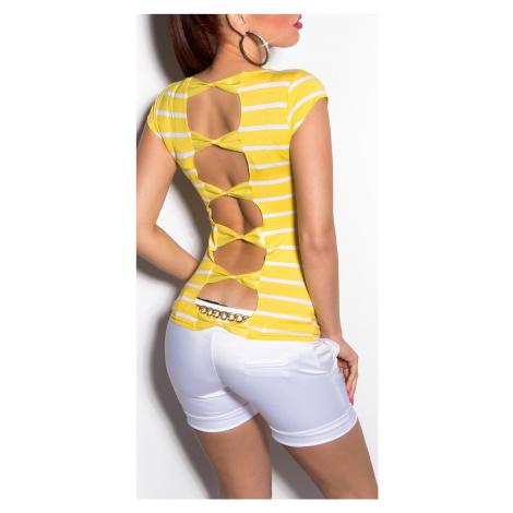 Dámské tričko 75980 KouCla