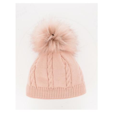 RELAX NELA Zimní čepice RKH153A světle růžová XL