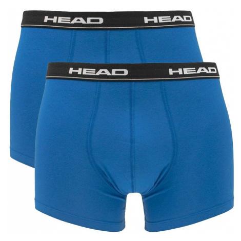 2PACK pánské boxerky HEAD modré (841001001 021)