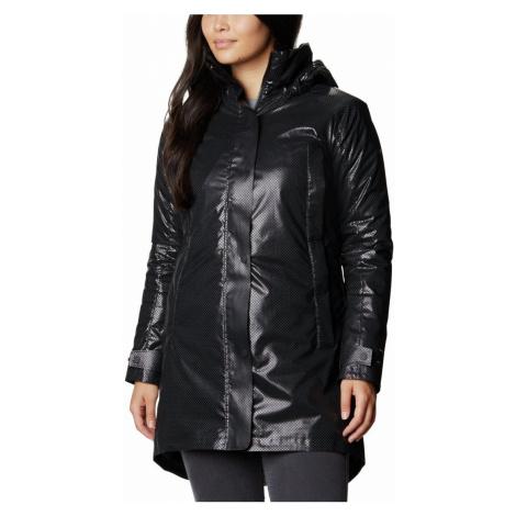Bunda Columbia W Dawn Watch™ Black Dot™ Jacket - černá