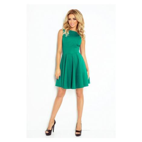 Dámské šaty Numoco 125-6 | zelená