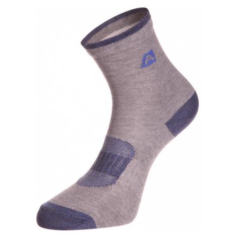 ALPINE PRO RAPID 2 Dětské ponožky KSCP010673 blue bonnet