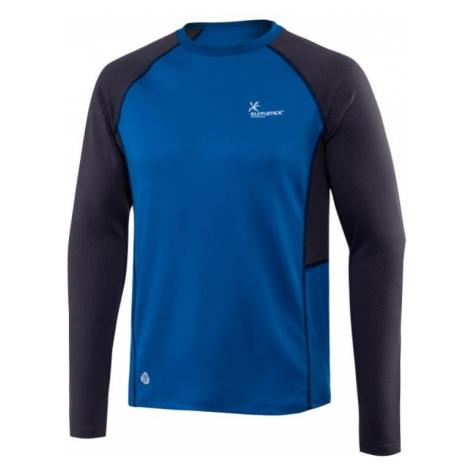 Tričko Klimatex ALANO Modrá / Černá