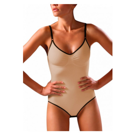 Body dámské formujicí bezešvé bavlněné Controlbody Cotton Intimidea