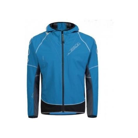 Montura pánská bunda Run Flash, modrá