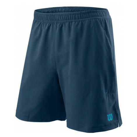 Pánské šortky Wilson Power Twin 7 Blue
