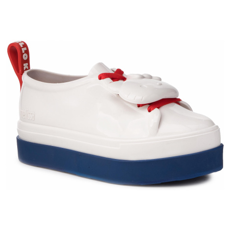Polobotky MELISSA - Be+Hello Kitty Ad 32615 Ehite/Blue/Red 51991