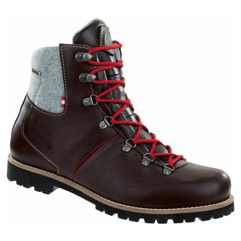Dachstein M Gebirgsjager pánské zimní boty tmavě hnědé