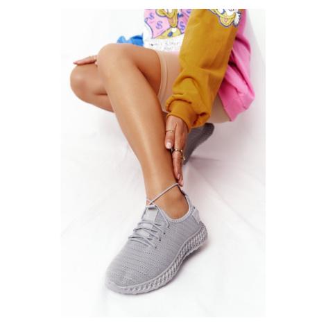 Women's Slip-on Sneakers Grey Do It Kesi