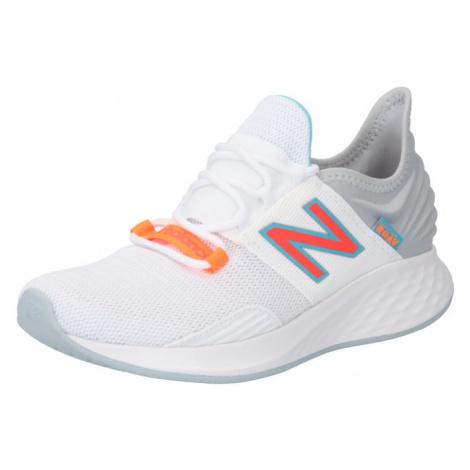 New balance Sportovní boty 'Roav' bílá / šedá / melounová / nebeská modř / oranžová