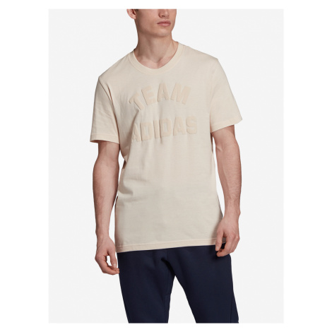 Tričko adidas Performance M V T-Shirt Šedá