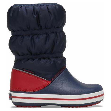Crocs Crocband Winter Boot K Navy/Red J3