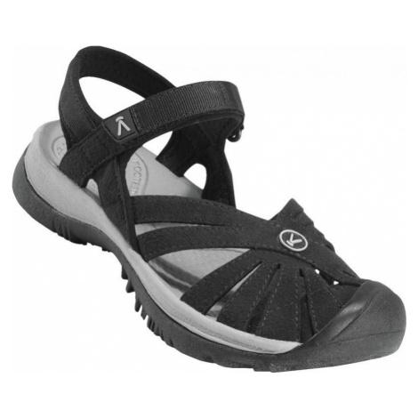 Dámské sandály KEEN Rose Sandal W black/neutral gray
