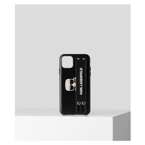 Pouzdro Na Mobil Karl Lagerfeld Karl Logo Strap Case 11Pm