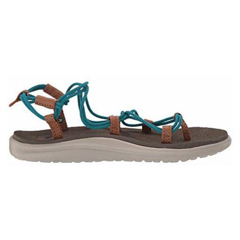 Teva Voya Infinity L, modrá Dámské sandále