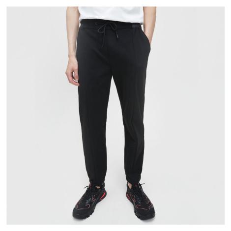 Calvin Klein pánské černé kalhoty