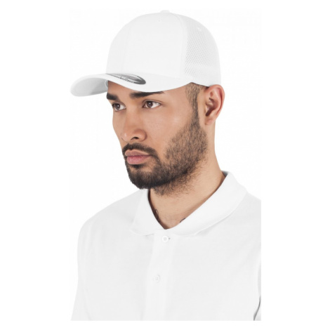 Flexfit Tactel Mesh - white Urban Classics