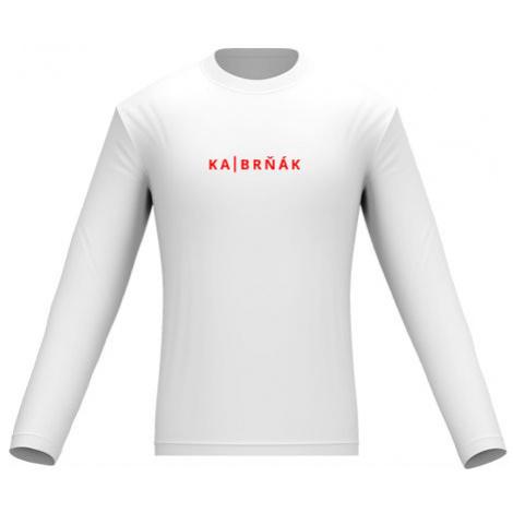 Pánské tričko dlouhý rukáv Kabrňák
