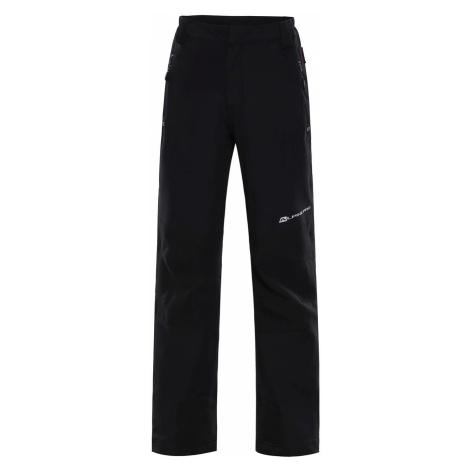 Dětské softshellové kalhoty Alpine Pro POPO 2 - černá