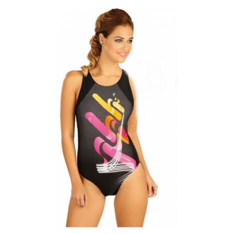 Dámské jednodílné sportovní plavky Litex 52499  752897b698