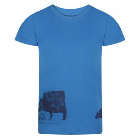 ALPINE PRO NEJO 2 Dětské triko KTSR243697PC brilliant blue