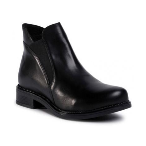 Kotníkové boty Lasocki ARC-TULIA-07 Přírodní kůže (useň) - Lícová