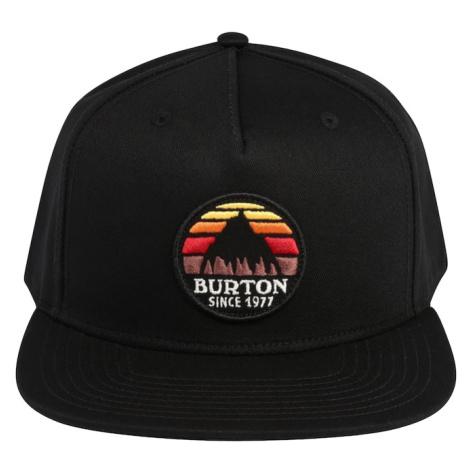 BURTON Sportovní kšiltovka 'Underhill Hat' černá