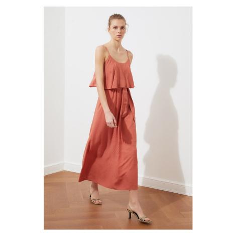 Trendyol Tile Belt Dress
