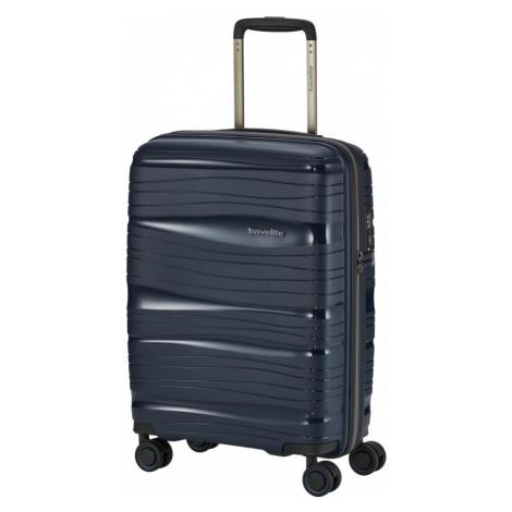 Travelite Kabinový cestovní kufr Motion S Navy 37 l