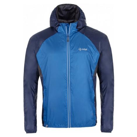 Pánská bunda KILPI AROSA-M tmavě modrá