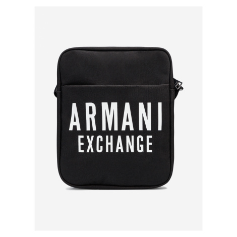 Cross body bag Armani Exchange Černá