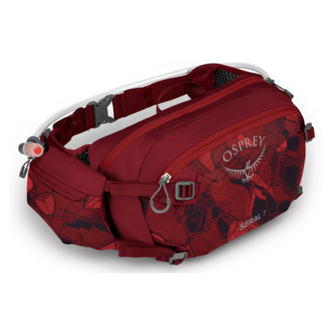 Ledvinka Osprey Seral 7 II Barva: červená