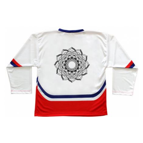 Hokejový dres ČR Mandala