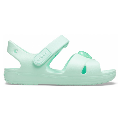 Crocs Classic Cross Strap Sandal PS Neo Mint C9