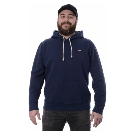 Mikina Levi´s® New Original Hoodie tmavě modrá