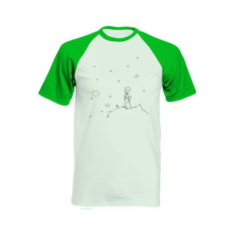 Pánské tričko Baseball Malý princ