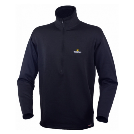 Pulover Warmpeace Fram black