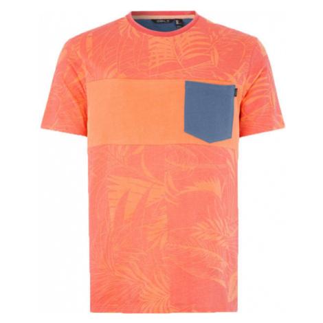 O'Neill LM PALI T-SHIRT oranžová - Pánské tričko
