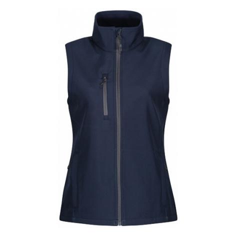 Dámské Softshell vesta - Honestly Made Recycled Womens Softshell Bodywarmer, námořnická modrá