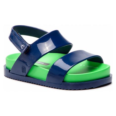 Sandály MELISSA - Mini Melissa Cosmic Sandal Bb 32332 Blue/Green 52148