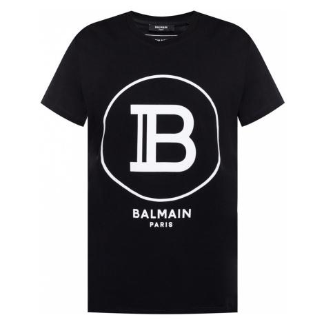 BALMAIN Paris Logo pánské tričko