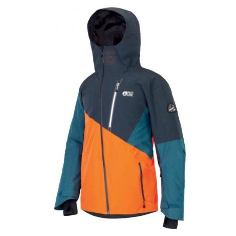 Picture ALPIN oranžová - Pánská zimní bunda