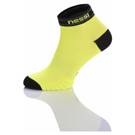 Nessi Běžecké ponožky RSO-2 - Žlutá