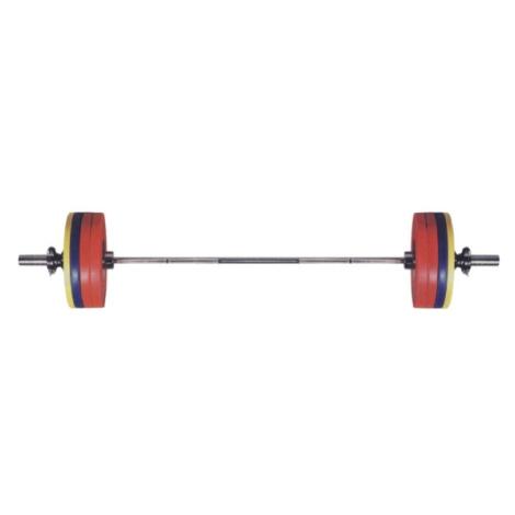Činkový set MASTER Olympic 140 kg