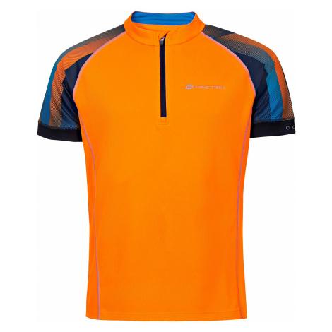 Pánské triko Alpine Pro SORAN - oranžová