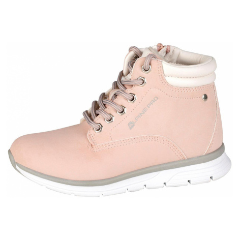 ALPINE PRO LARRIS Dětská městská obuv KBTM179413 Potpourri