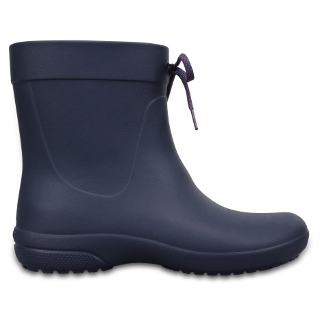 Crocs Crocs Freesail Shorty RainBoot - Navy W4